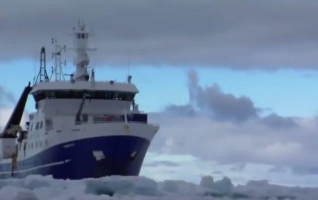Антарктида, скриншот: YouTube