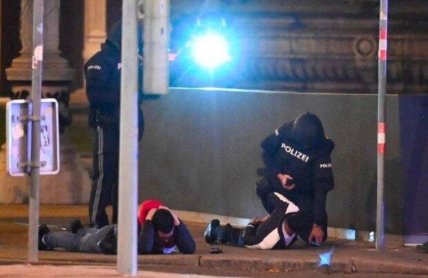 Теракт у Відні, фото: sueddeutsche.de