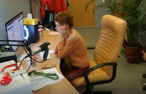 Олена-Крістіна Лебідь, фото: прес-служба Нового каналу