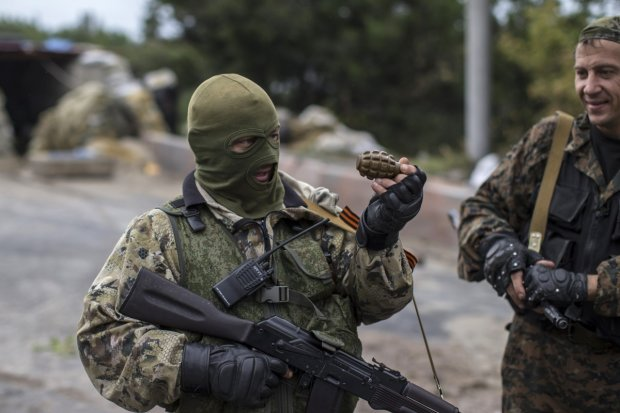 """Одіозна Блоха-терористка з її """"патріотичної"""" книгою виявилася нікому не потрібна на Донбасі"""