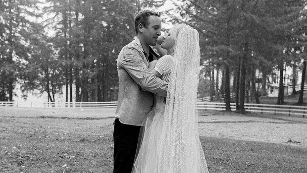 весілля Памели Андерсон, джерело: Daily Mail