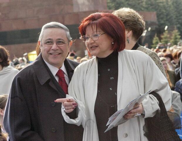Евгений Петросян и Елена Степаненко, фото: Legion-Media