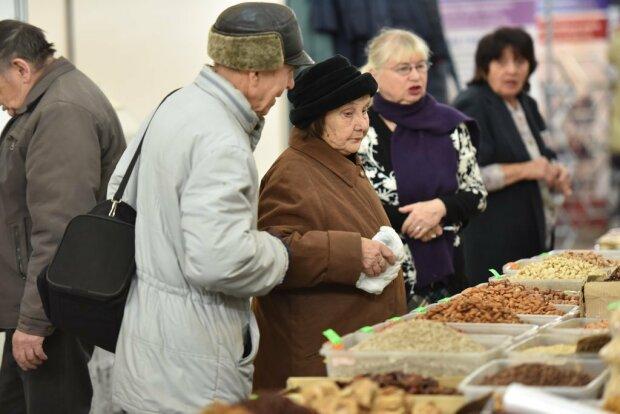 Пенсіонери, фото: oblgazeta