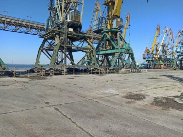 Одеський порт, фото segodnya.ua