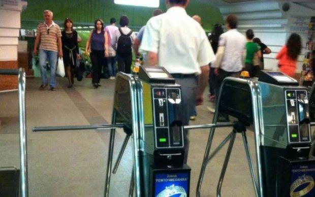 У київському метро знайшли заміну жетонам