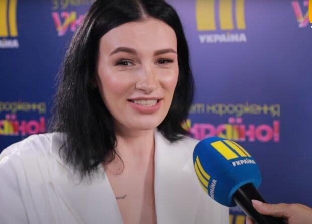 Скрин, видео YouTube Анастасия Приходько