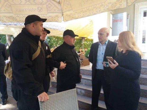 Скандального фаната Путіна із Запоріжжя перетворили на Шрека: фото