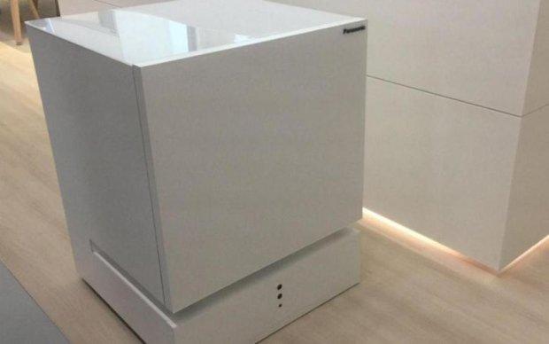 Panasonic створила холодильник для гучних гулянок