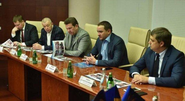 Перший чемпіон України отримає мільйон євро на інфраструктуру