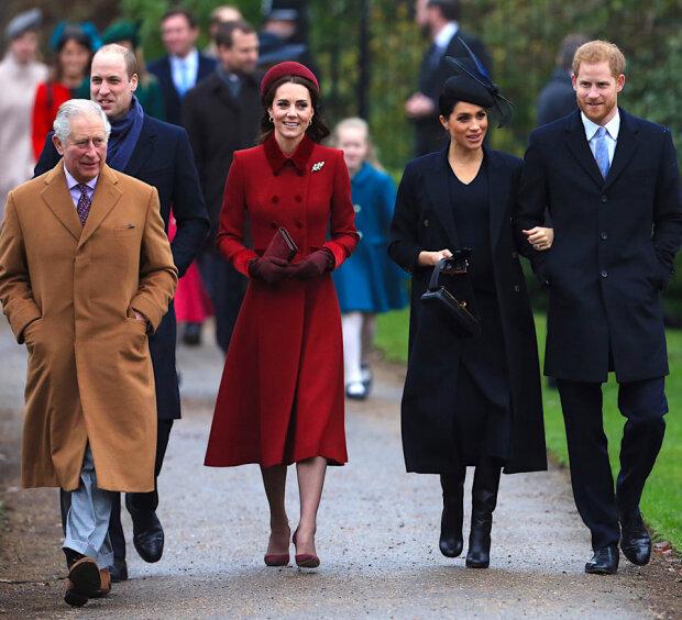 """Меган Маркл и Кейт Миддлтон, принцы Уильям и Гарри начали борьбу с депрессией: """"Когда жизнь берет над нами верх"""""""