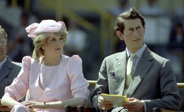 Принцеса Діана, фото: Getty Images