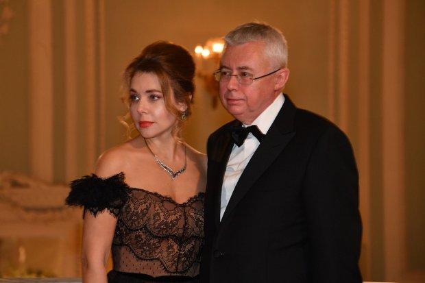 Божена Рынска и Игорь Мелашенко
