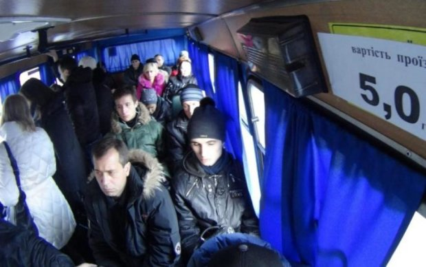 """Маршрутчики обдерут украинцев за невидимые """"покращення"""""""