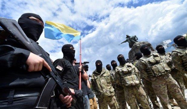 Бойцы АТО обезвредили диверсионную группу возле Мариуполя