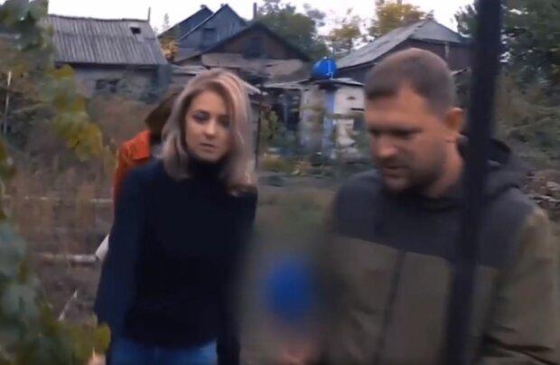 Наталія Поклонська на Донбасі, скріншот: Instagram
