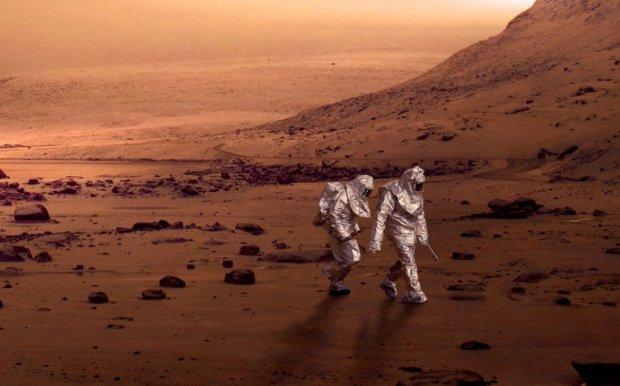 "NASA показало жуткую находку с Марса: останки напоминают ""живой труп"""
