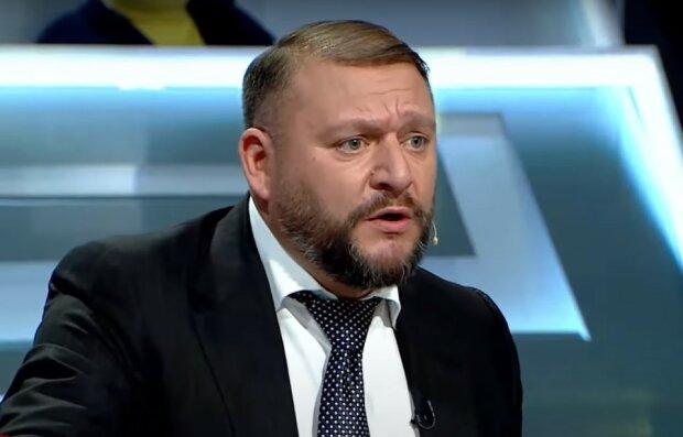 Михайло Добкін, скріншот з відео
