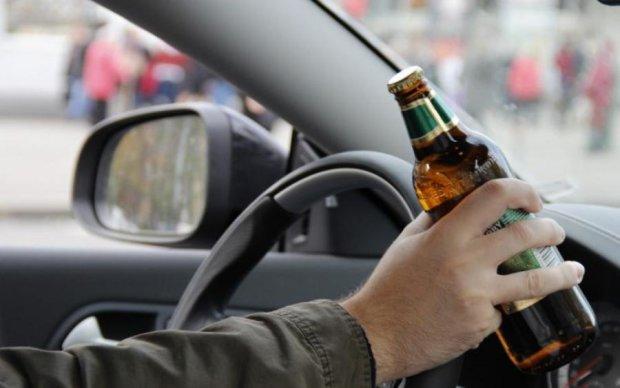 Пьяные водители оказались существенным источником доходов бюджета Украины