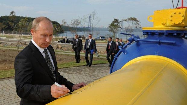 Болгария построит для Путина газопровод