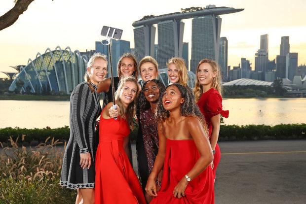 Свитолина узнала соперницу по полуфиналу в Сингапуре