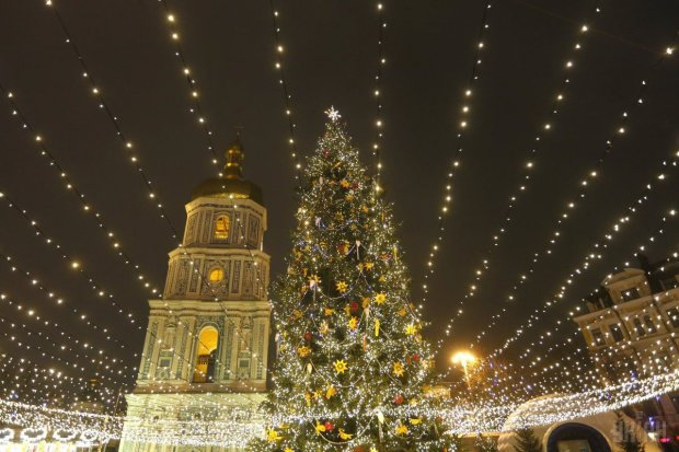 Новый год-2019: какой будет главная елка Украины в этом году