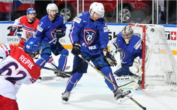 ЧС-2017 з хокею: США розгромили Словаччину, Чехія здолала Францію