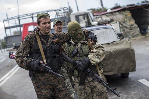Путінські бойовики чотири рази обстріляли позиції ВСУ