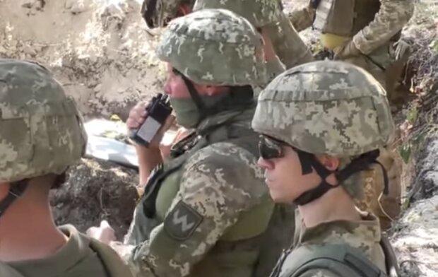 Ситуація на Донбасі, скріншот: YouTube