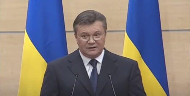 Віктор Янукович: джерело: YouTube