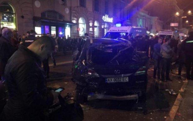 Харківська ДТП: завтра суд винесе рішення щодо мажорки на Lexus