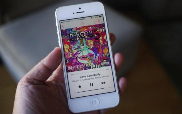 Владельцев iPhone спасли тишиной