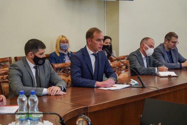 Андрій Мальований, голова Держекоінспекції \\ фото з Facebook