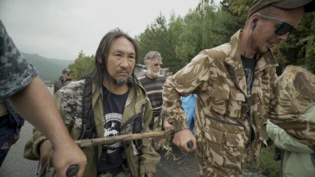 отряд якутского шамана отменил поход на Москву