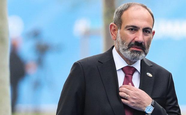 Прем'єр Вірменії Пашинян подав у відставку: причина шокує будь-якого українця