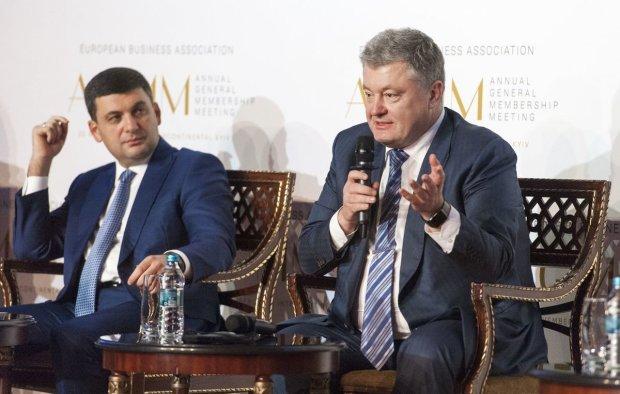 Против Порошенко и Гройсмана заведут уголовное дело, - СМИ