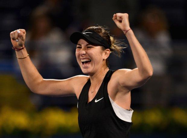 Обидчица Свитолиной выиграла турнир в Дубае: видео