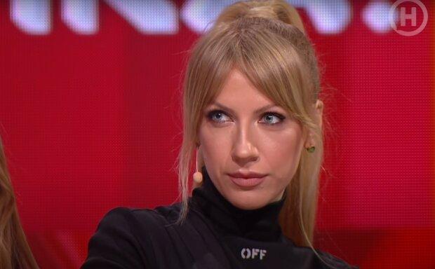 Леся Нікітюк, скріншот з відео