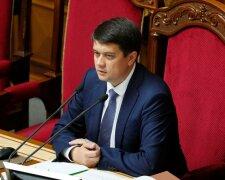 """Разумков оголосив війну """"очманілим ручкам"""" в Раді"""