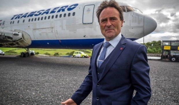 Ирландский гробовщик заработает на разорившейся российской авиакомпании