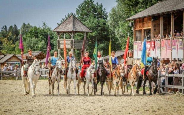 Майские праздники в Древнем Киеве