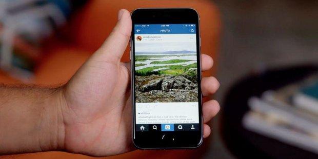 """Instagram """"ліг"""" по всьому світу, замість фото - сірі смужки"""