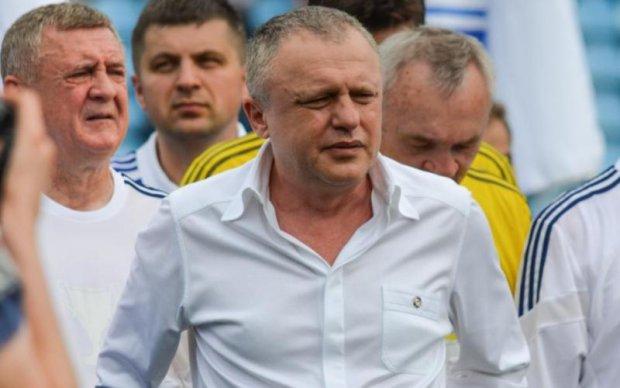Динамо та його президент відхрестилися від зв'язків з державним банком