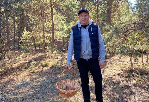 """Юрій Горбунов дав качкам подивитися на свого малюка: """"Не погодуєш"""""""