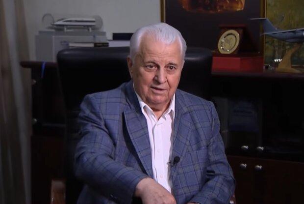 Леонід Кравчук, фото: кадр з відео
