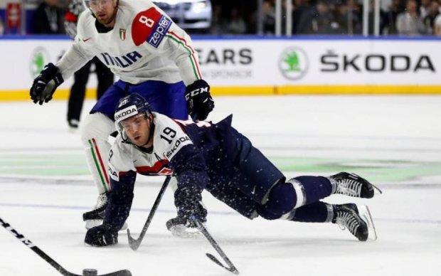 ЧС-2017 з хокею: Словаччина у овертаймі обіграла Італію, Чехія знищила Білорусь