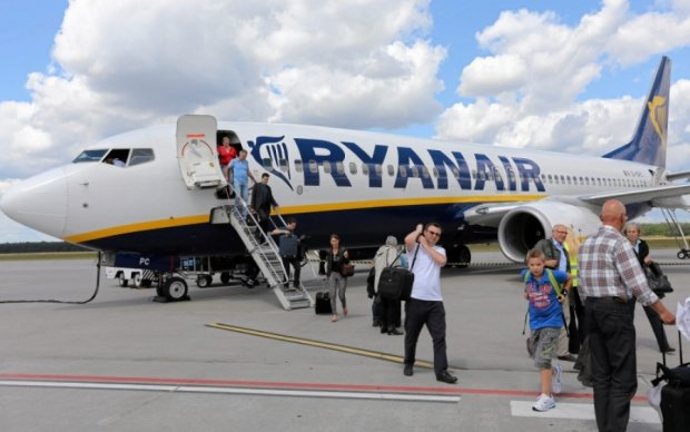 Украинцы смогут летать лоукостером Ryanair из Борисполя и Львова
