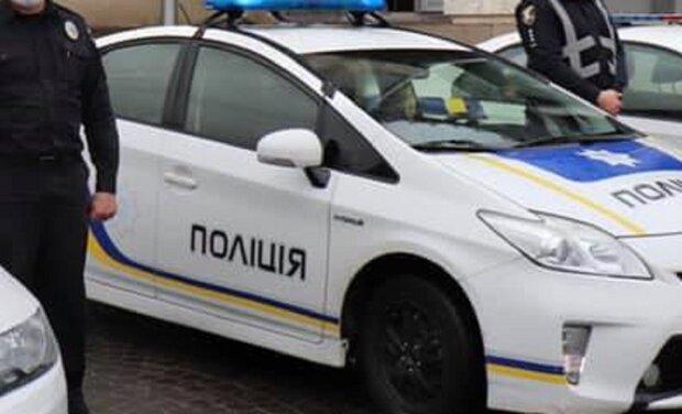 Автомобиль полиции, фото иллюстративное: Facebook полиция Закарпатской области