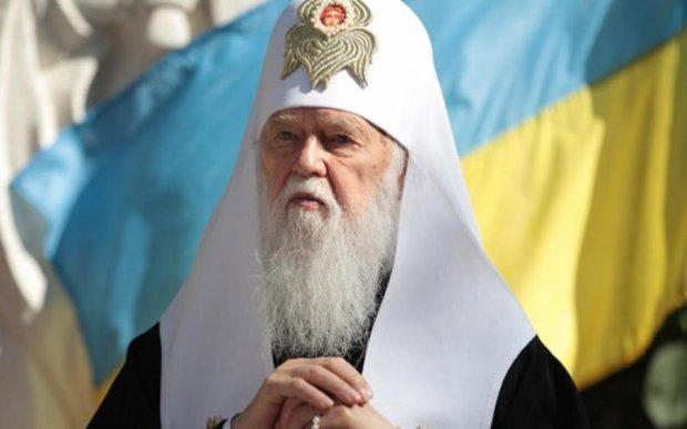 Єдина Церква Порошенка: Філарет попередив про помсту бойовиків
