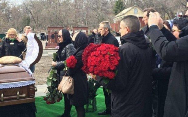 Опубликованы фото с похорон российского экс-депутата Вороненкова