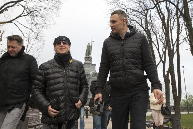 Кличко розвіяв фронтмена Scorpions у Києві: чим здивувала Україна легендарного музиканта, яскраве відео